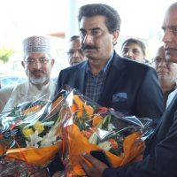 Ghalib Iqbal Honors Farewell Ceremony France