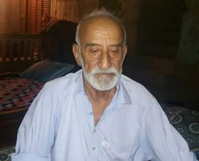 Haji Khadim Hussain Janwary