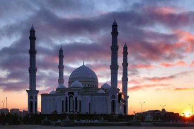 Hazrat Sultan Mosque