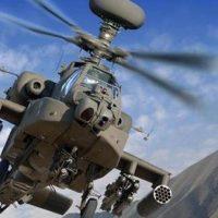 Helicopter Fall in Yemen