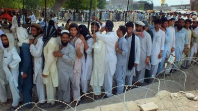 IDPs North Waziristan