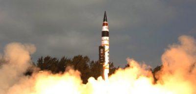India Ballistic Missile
