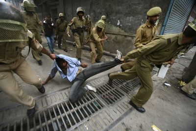 Indian Police Terror