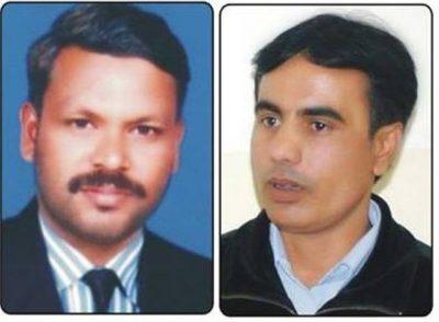 Iqbal khokhar and Tabassum