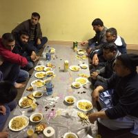 Ireland Mosque AlNoor Iftar Dinner
