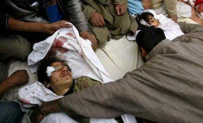Jammu Kashmir Violence