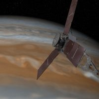 Juno probe enters into orbit around Jupiter
