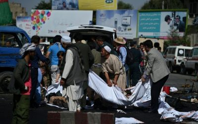 Kabul Riley Suicide Attack