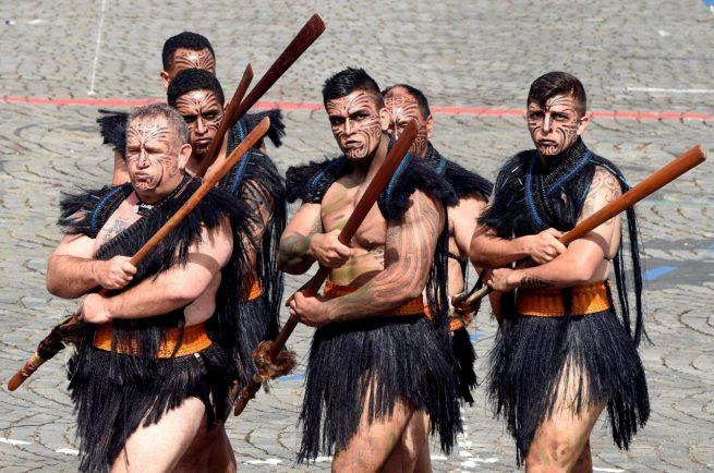 Les soldats australiens et néo-zélandais étaient à l'honneur cette année