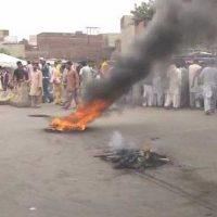 Load shedding Against Protest