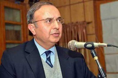 Mansoor Ali Shah