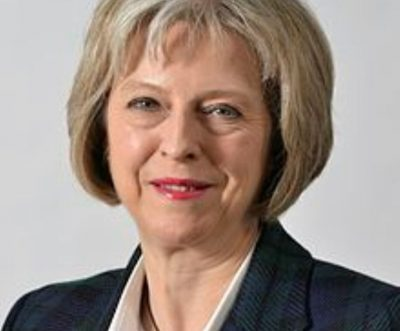 May Prime Minister GB