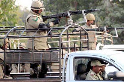 Okara Security Forces