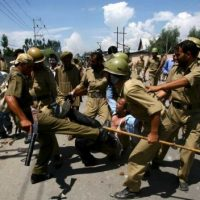 Oppressed Kashmiris