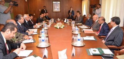 Pak Afghan Working Group Meeting