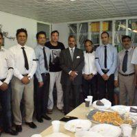 Pakistan Embassy Vienna Black Day (9)