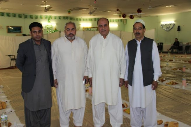Paris Pakistani Community Honors Iftar Dinner