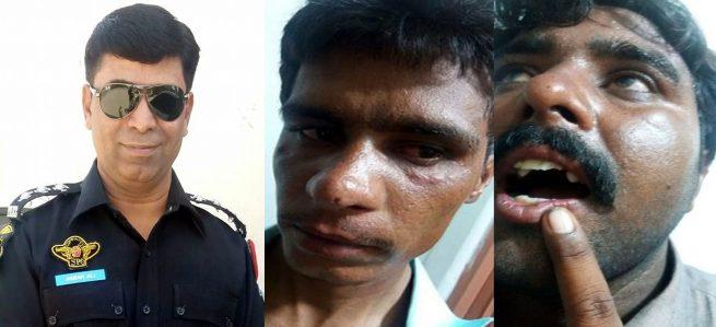 Police Tashadud