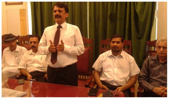Polio Awareness Meeting