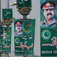 Raheel Sharif Banners