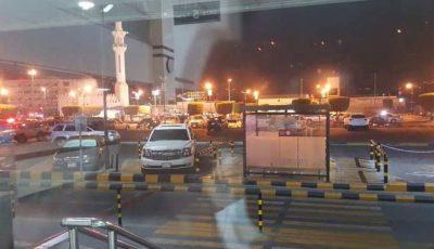 Suicide Attacks in Saudi Arabia