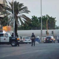 Suicide Bomb Attack US Consulate