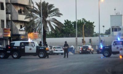 Suicide Bomb Attack US Consulate