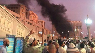 Terror Attacks in Saudi Arabia