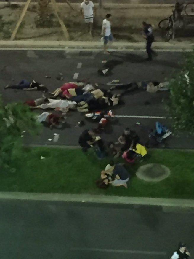 Terrorist attack - Nice