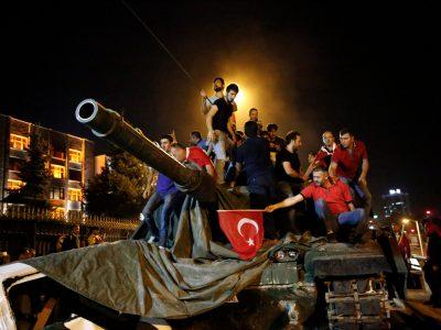 Turkey Uprising