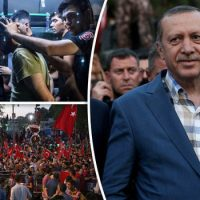 Turki Military Coup and Tayyip Erdogan