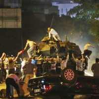 Turkish Army Rebels