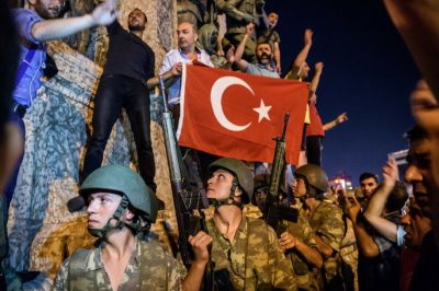 Turkish Military Coup