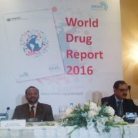 World Drugs Report 2016