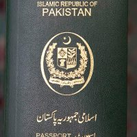 fake Pakistani passports