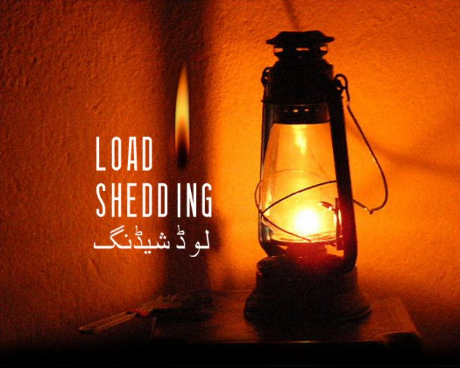 load shedding