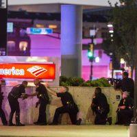 APTOPIX Police Shootings Protest