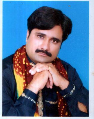 Singer Iqbal Baig Puri