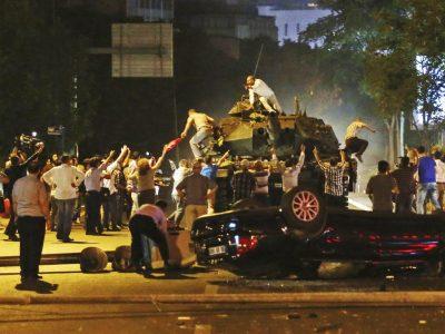 Turkey Army Rebellion