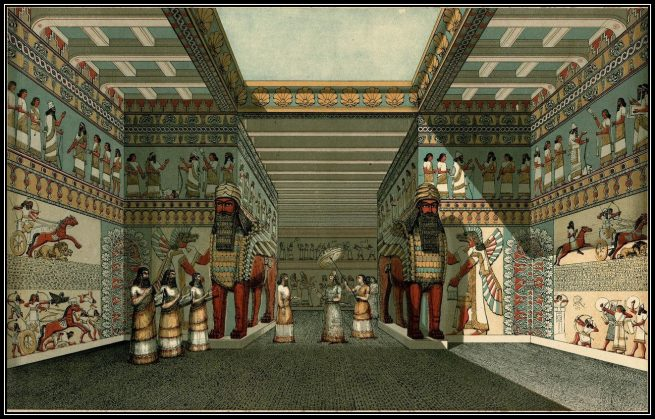 Persepolis Reconstructed