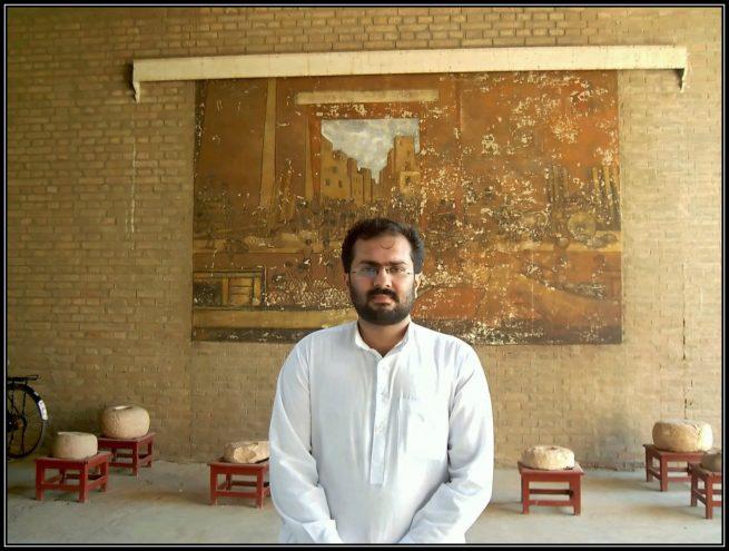 Mohenjo Daro Portrait
