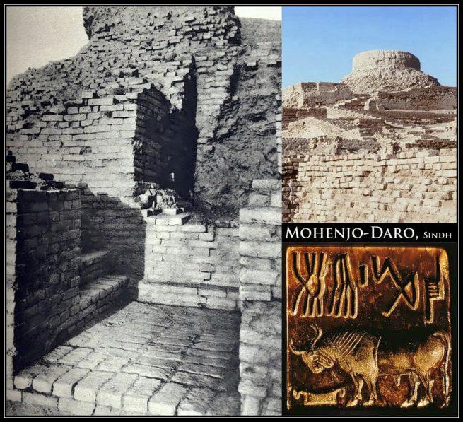 Mohenjo Daro Larkana Sindh