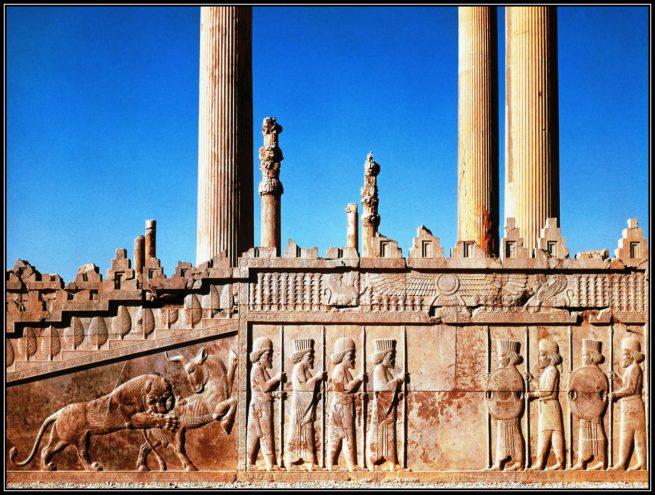 Parsa, Persepolis