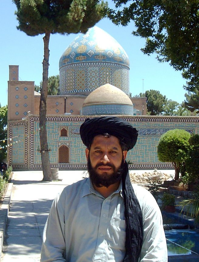 Emamzadeh Muhammad Mahrouq Darbar