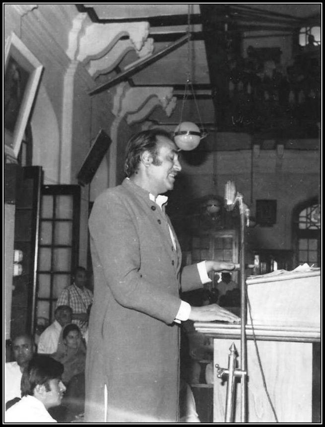Musheer Kazmi in Patriotic Swing
