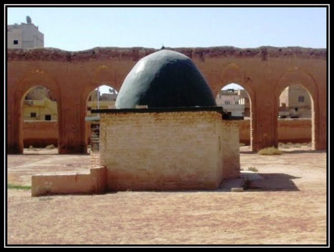 Old Shrine of Seyyedna Owais e Qarani Siffin Syria
