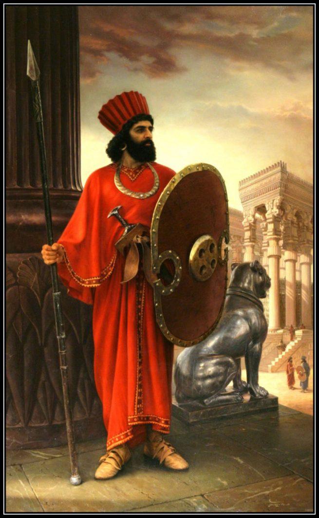 Darius 1 Founder of Persepolis