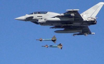 Air Craft Bombing