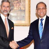 Aizaz Chaudhry Meet Indian Minister