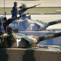 Al Khalid Tanks